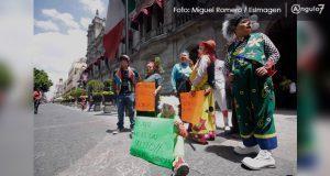 """Payasos protestan por retiro de permiso en CH; """"violaron Coremun"""": Segom"""