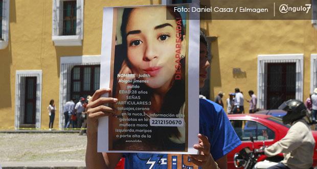 Piden a Barbosa ayuda para encontrar a Judith, desaparecida el 8 de agosto