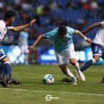 Puebla pierde por goleada ante Tuzos