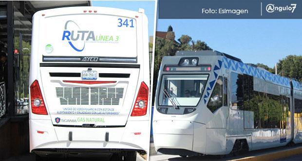 RUTA y Tren Turístico también son PPS; subsidio anual es de 701.7 mdp