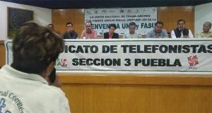 Reforma garantiza derechos laborales, asegura Cuéllar a sindicatos