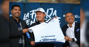 Reynoso llega al Puebla para sacarlos del bache y evitar el descenso