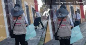 El panista Roberto Gil, expresidente del Senado, se deja ver en Casa Aguayo. Foto: Ángulo 7