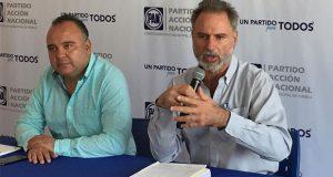 Rodríguez niega fraude en cambio de comité del PAN, fue transparente