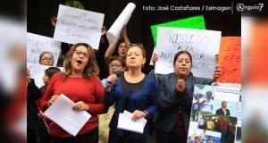 Acusan que Rivera protege a Gonzalo Juárez y despido injustificado de 4
