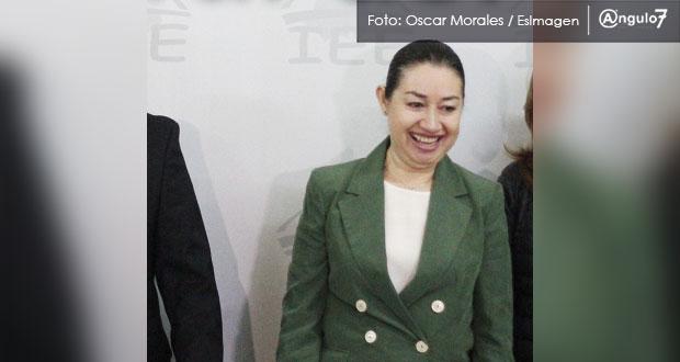 INE nombra a Sofía Martínez como presidenta provisional del IEE en Puebla