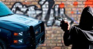 Sujeto dispara a policías estatales en Tlaola; uno está grave