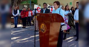 En Tepexi de Rodríguez, jet del Ejército rompe barrera del sonido