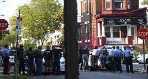 Nuevo tiroteo deja seis policías heridos en Filadelfia