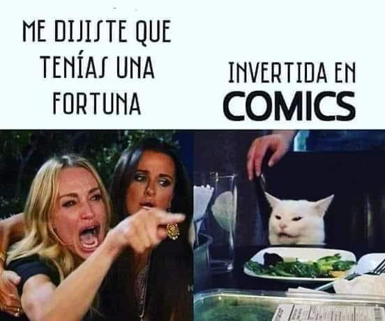 El meme del gato en la mesa tiene una historia, aquí te la contamos
