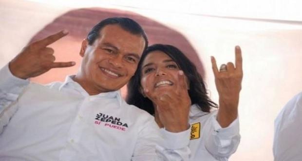 Alejandra Barrales y Juan Zepeda renuncian al PRD por conflictos en el partido