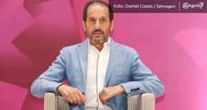 Esparza, sin definir reunión con Barbosa para hablar de finanzas de la BUAP