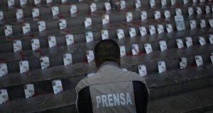 ONU-DH exige justicia por asesinatos de 3 periodistas en una semana