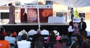Realizan jornada de atención de violencia de género en Cuautlancingo