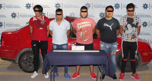 """Cae banda """"Los Marros"""", ligada a asaltos a Elektra y Coppel"""
