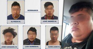 Cae 6º miembro de banda que plagió y mató a joven en Xiutetelco