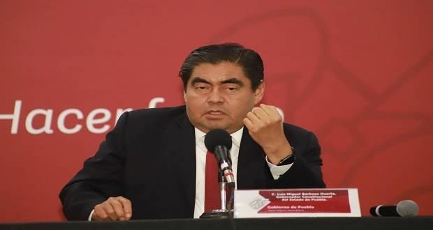 Barbosa anuncia inversión de mil 80 mdp de HUF México para ampliar planta