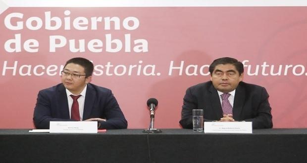Barbosa anuncia que se duplicará a 40 el número de parques industriales