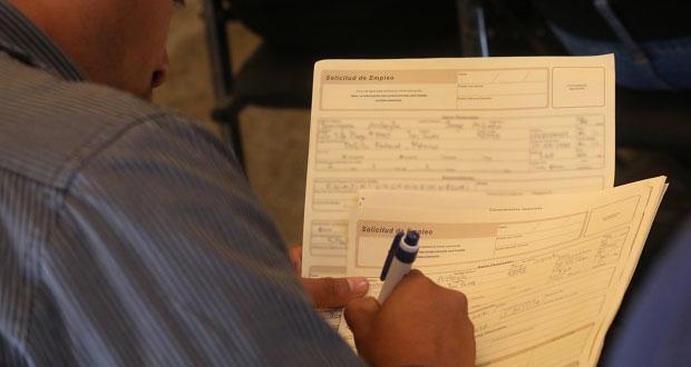 Puebla reduce 0.3 puntos tasa de desempleo; es de 2.9% en julio
