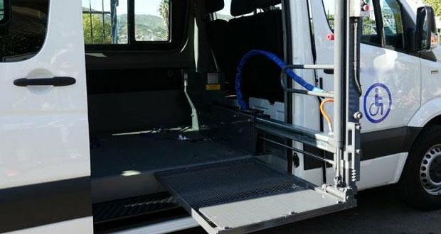 Gobierno adquirirá camionetas para trasladar a personas con discapacidad