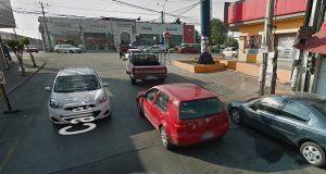 Presunto pleito por choque en calzada Zaragoza deja 4 heridos