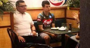 """""""Chucky"""" Lozano deja el PSV para irse a Italia con el Napoli"""