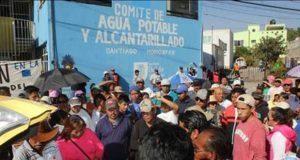 Consultarán a ciudadanía destino del comité de agua de Momoxpan