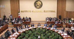 INE aprueba dar 5,239 mdp a partidos en 2020; 6% más que hace un año