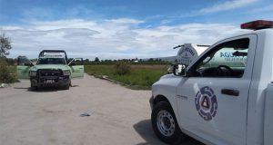 Con incendio, controlan fuga de gas LP en la Puebla-Orizaba: PC