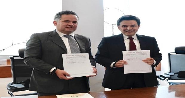 IMSS y SHCP firman convenio para atacar a la corrupción