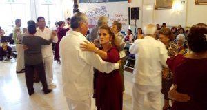 Issste conmemora con un convivio el Día de los Abuelos