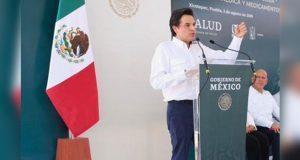 El 7 de agosto, Robledo visitará Puebla para arrancar plan nacional de salud
