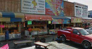 Asaltan pollería en la Central de Abastos y huyen con venta del día