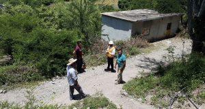 Antorcha gestiona electricidad para localidad de Huehuetlán el Chico