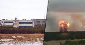Explota base rusa durante prueba a misil radioactivo; hay 2 muertos