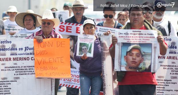 A finales de año, Puebla tendría Ley de Desaparición Forzada: Rodríguez