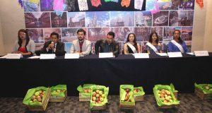 Celebran feria de la manzana en Soltepec; esperan derrama de 10 mdp