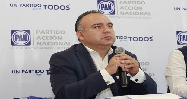 PAN municipal impedirá que externos quieran inmiscuirse