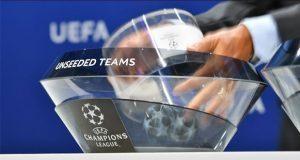 Estos son los grupos para la UEFA Champions League 2019–2020