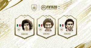 Hugo Sánchez será parte del nuevo Ultimate Team de FIFA 20