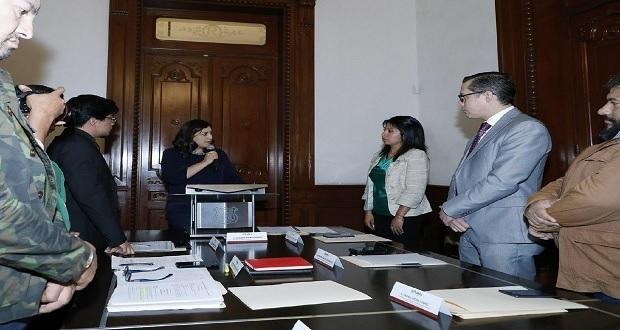 Cuanal Cerezo toma protesta como encarga de despacho del IMDP