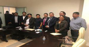 Infraestructura y ediles de zona conurbada integran banco de proyectos
