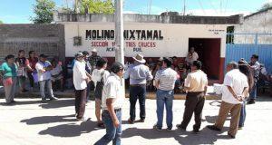 Entregan pintura para dar mantenimiento a guarniciones en Acatlán