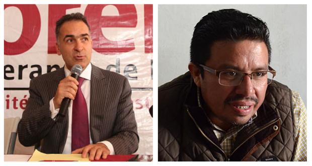 Bracamonte le gana a Cotoñeto; no se abrirá el padrón de Morena