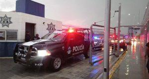 Ssptm de San Andrés Cholula realiza depuración y da de baja a 40 policías