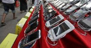 Regidores avalan en comisión prohibir venta de celular en vía pública