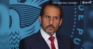 Esparza acepta dar explicación a Barbosa sobre caso Lobos BUAP y finanzas