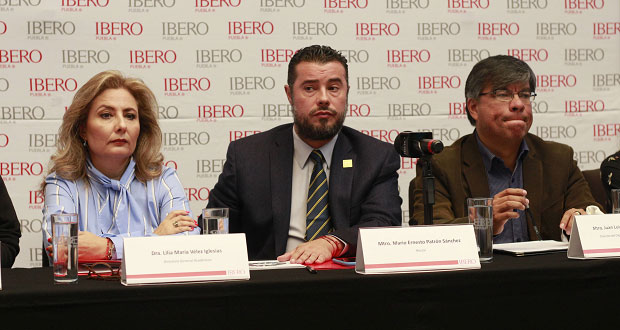Barbosa recibe estado complejo y con debilidad institucional: Ibero