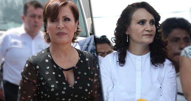 ¿Por qué un juez revive pugna de Rosario Robles y Dolores Padierna?