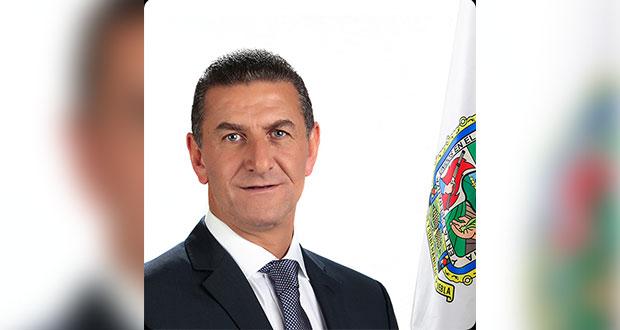 Salomón Kuri deja Secretaría de Administración y llega María Concepción Lugo